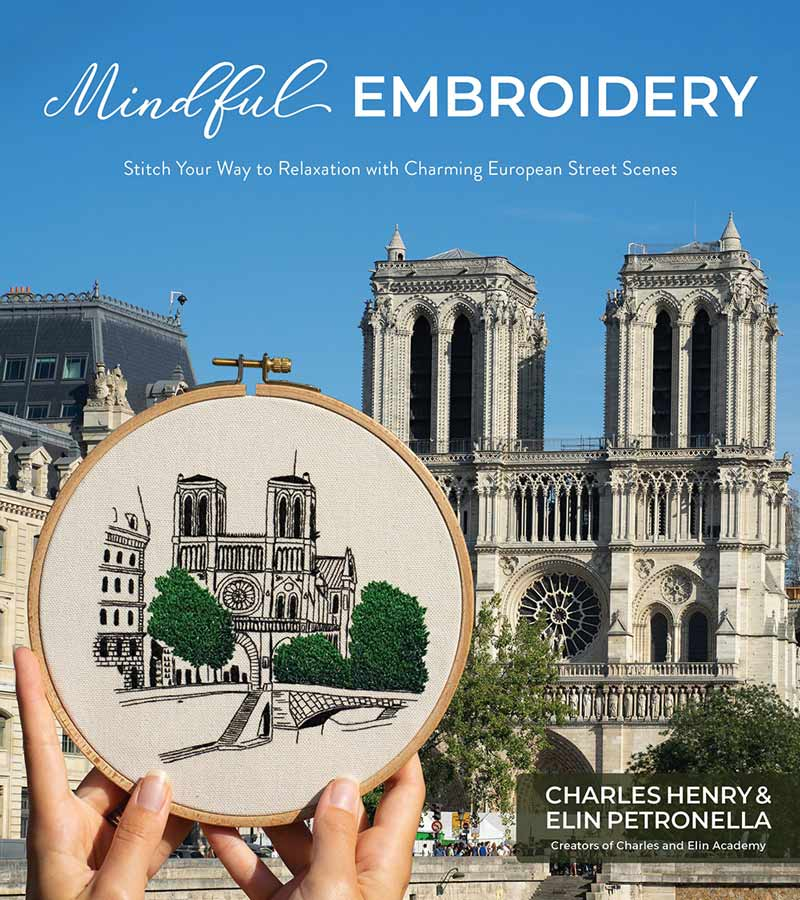 Mindful Embroidery Book