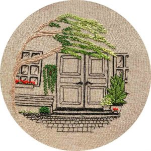 Charming-Spanish-Door-Embroidery-Design