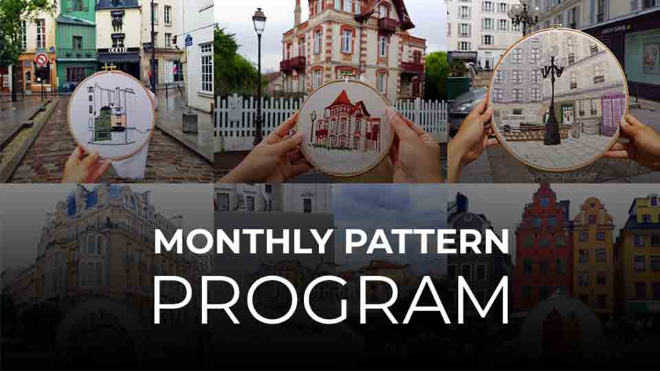 Monthly Pattern Program Charles and Elin Academy